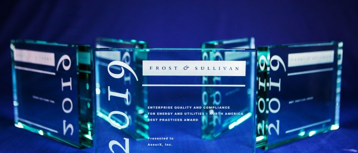AssurX Recognized for its Leading Energy and Utility Industry Quality and Compliance Solutions by Frost & Sullivan